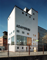 Adambräu - Umbau Sudhaus Foto: Lukas Schaller