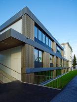 Erweiterung Bundesgymnasium Dornbirn Foto: Marcel Hagen