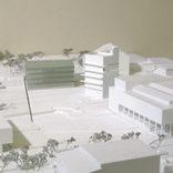Turmhotel Seeber, Wettbewerb Erweiterung, Beitrag Wiederin Foto: Gerold Wiederin