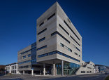Laborgebäude Universität Salzburg Foto: Christof Reich