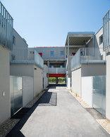 Wohnbauten Fritz-Kandl-Gasse Foto: Lukas Schaller
