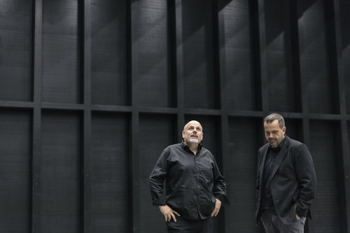 Bernhard und Stefan Marte, Foto: Faruk Pinjo