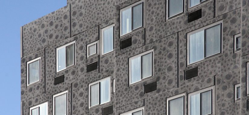 David Adjaye: Sugar Hill Harlem (detail), New York, 2014, Foto: Adjaye Associates