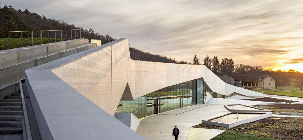 Snøhetta, Lascaux IV – Centre International d'Art Parietal, Montignac (F) – © Luc Boegly + Sergio Grazia