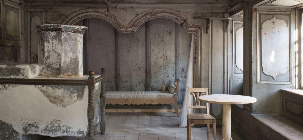 Türalihus, Valendas, CH – Capaul & Blumenthal Architects, 2. Preis Constructive Alps 2015 © Laura Egger