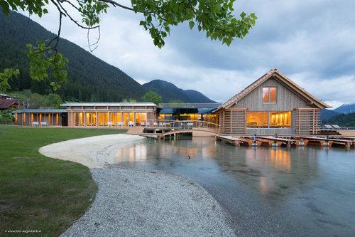 See-Spa Weissensee, Foto: Barbara Zapfl