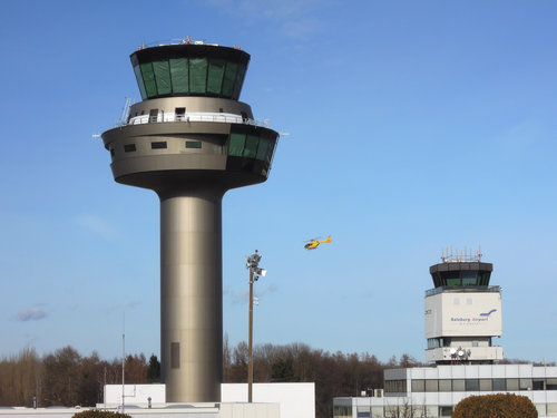 Tower Airport Salzburg, Foto: HALLE 1 Architekturbüro