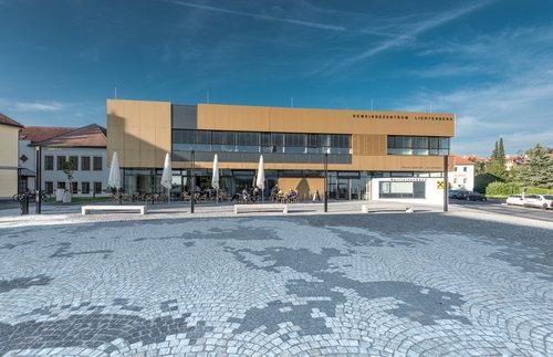 Gemeindezentrum Lichtenberg, Foto: Simon Bauer