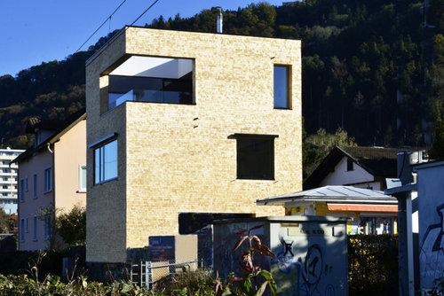 Bahnwärterwohnhaus, Foto: Christoph Kalb