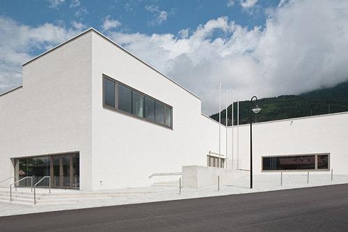 Kultur- und Veranstaltungszentrum B4, Foto: Christian Flatscher