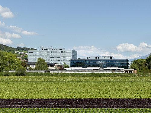 Fakultät für Architektur und Fakultät für Technische Wissenschaften der Universität Innsbruck, Foto: Thomas Jantscher