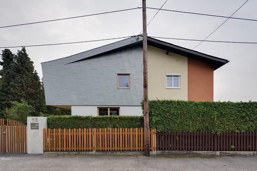 ASH Doppelhaushälfte Linz, Foto: Maximilian Haidacher
