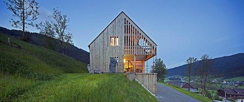 Haus Sonnleiten, Foto: Wolfgang Retter