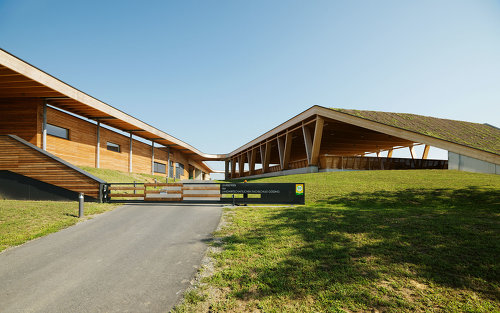 Landwirtschaftliche Fachschule, Foto: Paul Ott