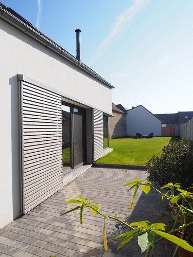 MA 21 - 2 x Einfamilienhaus im Ortskern, Foto: novarc architekten