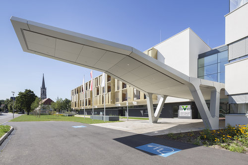 Therapiezentrum Justuspark, Foto: Mark Sengstbratl