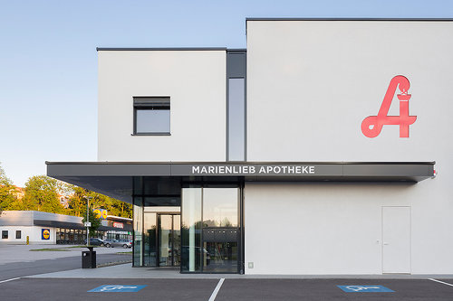 Apotheke Bad Hall, Foto: Mark Sengstbratl