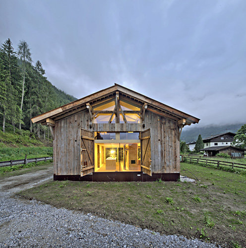 Haus Moser, Foto: Wolfgang Retter