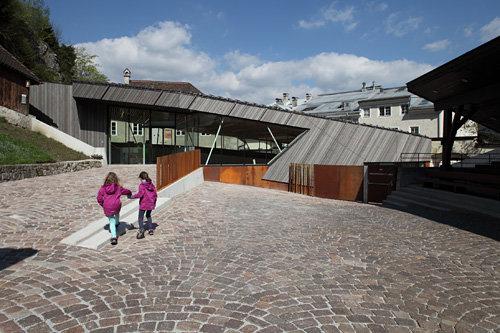 Besucherzentrum Festung Kufstein, Foto: Zita Oberwalder