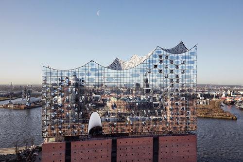Elbphilharmonie Hamburg, Foto: Maxim Schulz