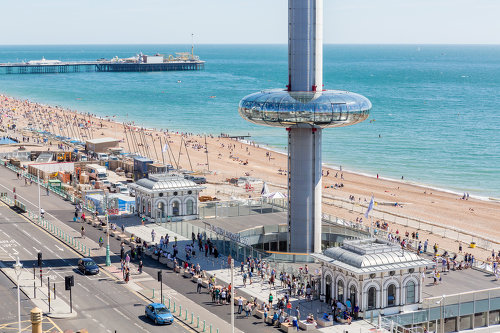 © British Airways i360