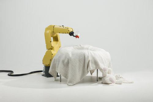 Hello, Robot, Pressebild: © Jonas Voigt