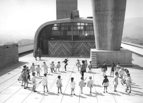 Together! Die Neue Architektur der Gemeinschaft, Pressebild: © Fondation Le Corbusier/VG Bild-Kunst, Bonn 2017