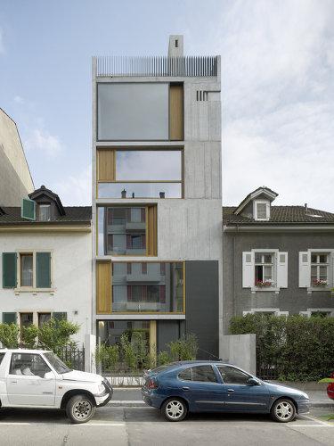 Wohnhaus Bläsiring, Foto: Ruedi Walti