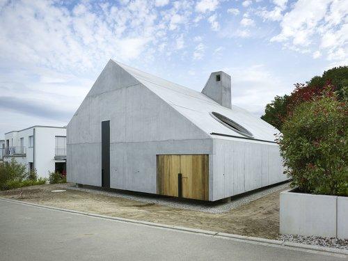 Wohnhaus Lörrach, Foto: Ruedi Walti