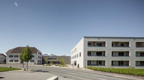 Häuser der Generationen, Foto: Albrecht Imanuel Schnabel