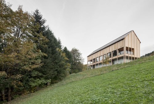 Haus am Stürcherwald, Foto: Gustav Willeit