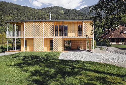 Haus Birne, Foto: Hanno Mackowitz