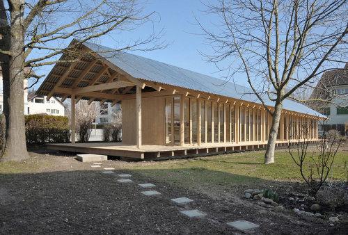 Haus A, Foto: Stich & Oswald GmbH