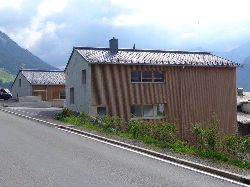 Vereinshaus Fontanella, Foto: Ulf Hiessberger