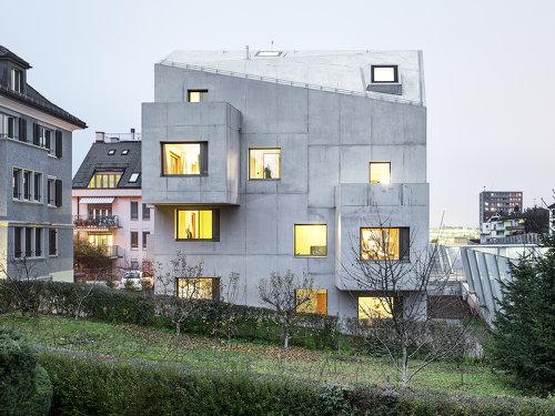 Wohnhaus am Birchsteg, Foto: Roger Frei