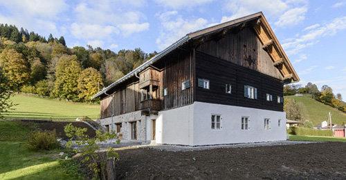 Revitalisierung Dechantstall, Foto: Norbert Freudenthaler
