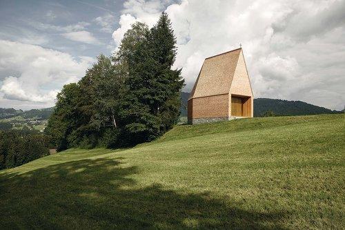 Kapelle Salgenreute, Pressebild: Adolf Bereuter