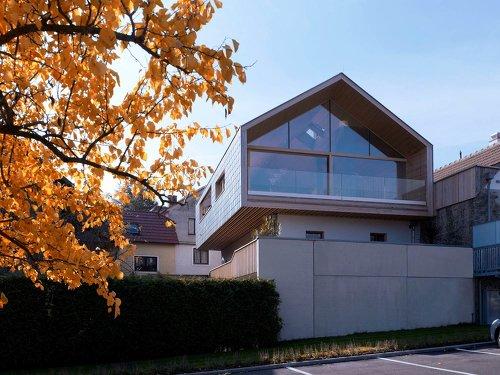 Haus am Venusgarten, Foto: Volker Dienst