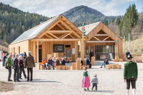 Naturparkzentrum Ötscher-Basis, Foto: Fred Lindmoser