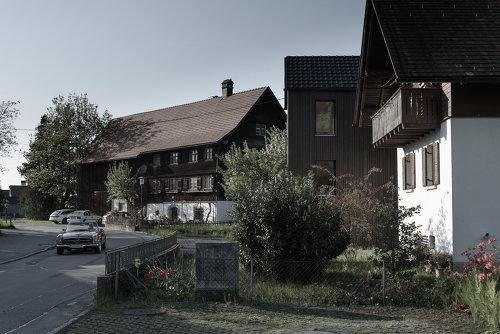 Haus Weidachstraße, Foto: Philipp Salzgeber