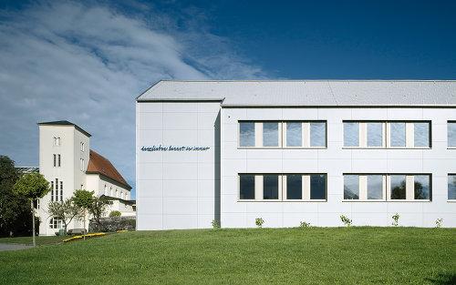 """Sanierung """"Alte Schule Jagdberg"""", Foto: Barbara Bühler"""