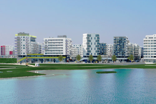 Seestadt Aspern J2, Foto: Atelier 4