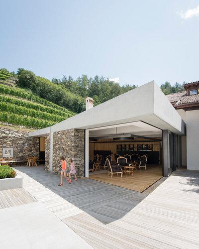 Pacherhof Pavillon, Foto: Lukas Schaller