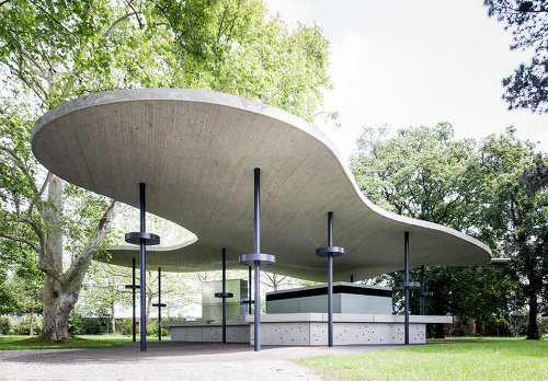 Catering Pavillon Wolke 7, Foto: Lukas Schaller