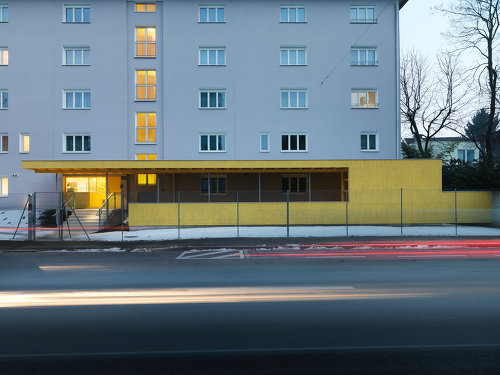 Frauenhaus Graz, Foto: Paul Ott