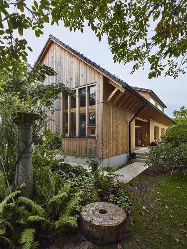 Gartenhaus Winkler, Foto: Johannes Puch