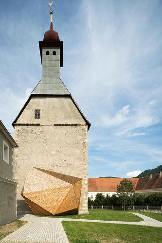 Peterskirche St. Lambrecht, Foto: Paul Ott