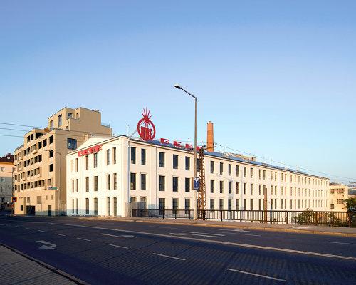 Linzer Straße - ehemaliges GEBE-Areal, Foto: Lukas Schaller