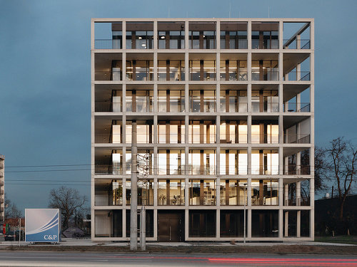 C&P Corporate Office, Foto: Paul Ott