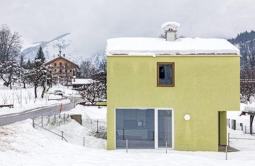 Zweifamilienhaus Wörgl-Pinnersdorf, Foto: Günter Richard Wett